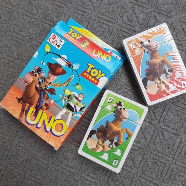 新品 知育玩具 ディズニー トイストーリー ウノ < おもちゃの
