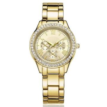 レディース 腕時計 クォーツ  クリスタル g