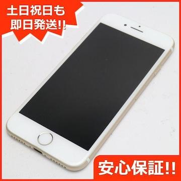 ●安心保証●美品●DoCoMo iPhone7 32GB ゴールド●