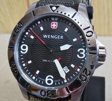 ウェンガー Wenger 7217X クォーツ 腕時計 メンズ 200m