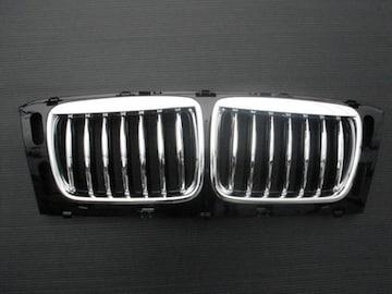 BMW クロームグリル E34 Mテクアルピナ