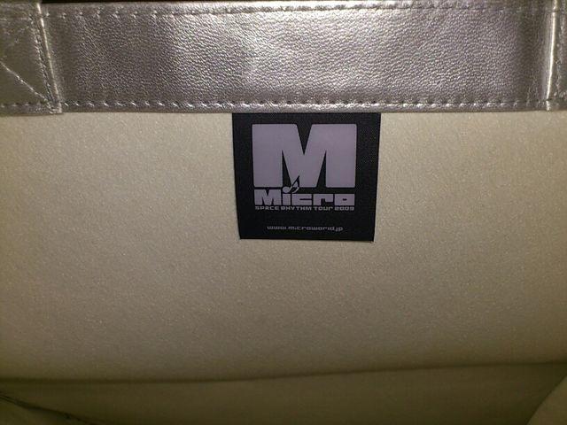 Micro SPACE RHYTHM TOUR 2009 ツアーバッグ < タレントグッズの