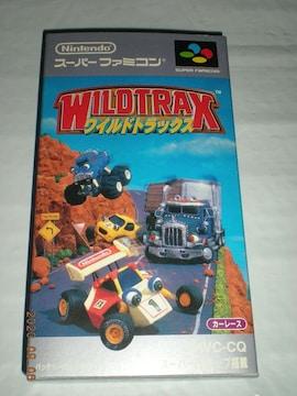 SFC WILD TRAX ワイルドトラックス 未使用品