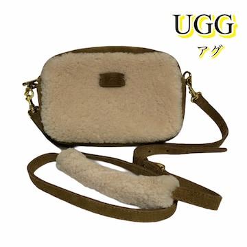 正規品 UGG アグ ショルダーバッグ