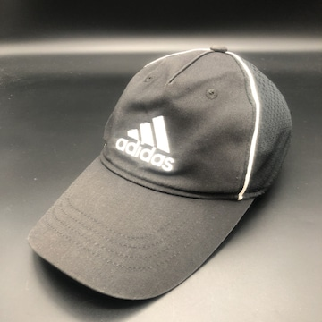 即決 adidas アディダス キャップ ブラック