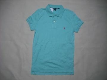 wr160 女 RALPH LAUREN ラルフローレン 半袖ポロシャツ Sサイズ