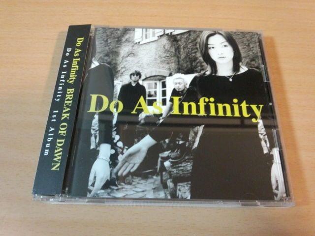 DO AS INFINITY CD「BREAK OF DAWN」通常盤●  < タレントグッズの