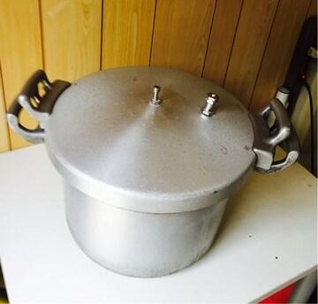 北陸アルミ 圧力鍋 24-07bn HOKUA 業務用鍋 厨房機器