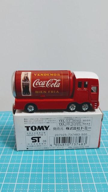 ジャンク トミカくじ8 (5)コカ・コ—ライベントモデルカー < ホビーの