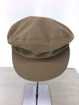 KIJIMA TAKAYUKI(キジマタカユキ)コットン キャスケットキャスケット帽子