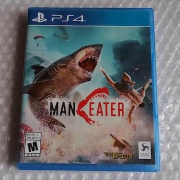 PS4 マンイーター MAN EATER 海外輸入盤 サメ シャーク