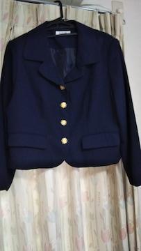女物上着紺、17号