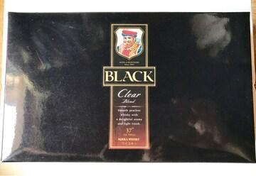【送料無料】ブラックニッカ グラス & コースターセット