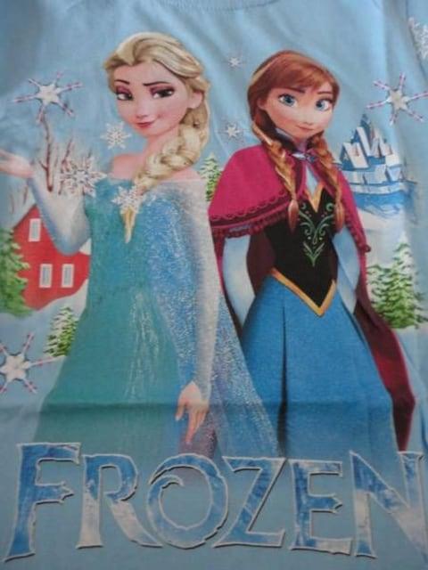 アナと雪の女王T 100サイズ 【最終1点】 T-3  < キッズ/ベビーの