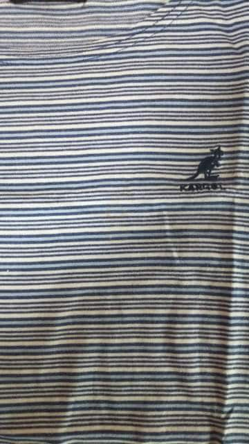 ☆KANGOL/カンゴール ボーダー柄Tシャツ2枚セット★ < ブランドの