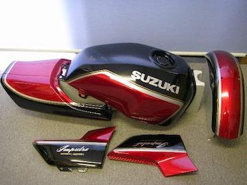 GSX400インパルス塗装用マスキングステッカー�@