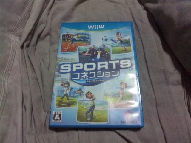 【Wii U】スポーツコネクション  < ゲーム本体/ソフトの