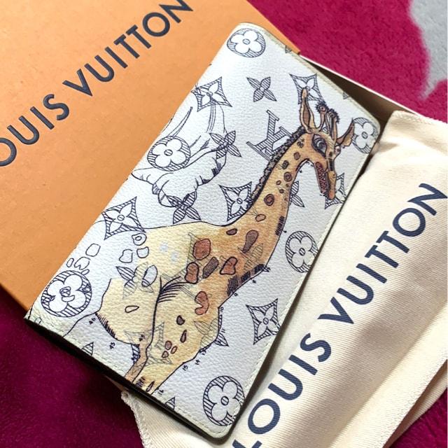 正規品LOUIS VUITTON限定ライン☆ポルトフォイユブラザ☆  < ブランドの