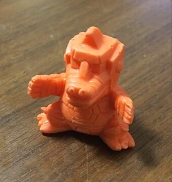 メカゴジラ人形 オレンジ