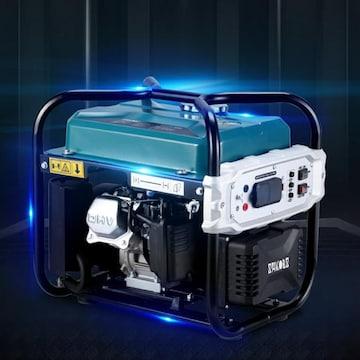 新品 発電機インバーター式 正弦波 最大出力1.9KVA