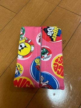 ヒスミニ・ポケットティッシュカバー�H