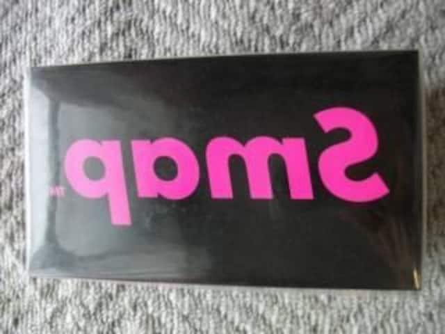 SMAP ウラスマ Tour 2001  < タレントグッズの