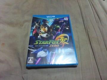 【新品Wii U】スターフォックス零 ゼロ