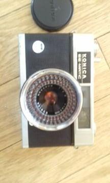 Konica 中古 フィルム カメラ。