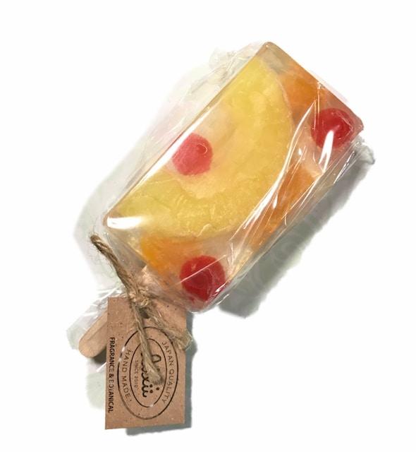 ハウスオブローゼ◎フルーツアイスキャンディー型ソープ石鹸◎新品◎  < ブランドの