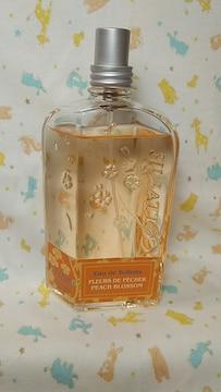 ロクシタン ピーチブロッサム オードトワレ レア香水