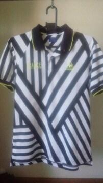 le coq sportifポロシャツMサイズブラックXホワイト