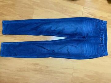 UNIQLO スキニー ブルー