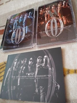 """*☆TVXQ☆THE 2ND ASIA TOUR CONCERT """"O"""" DVD(2枚組)♪"""