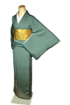 【最高級】新品同様 光琳ブランド【松尾光琳】 色留袖 T1989