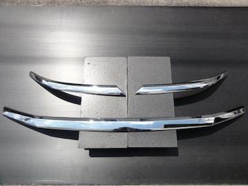 クロームメッキ ボンネットモールアイライン オデッセイ RB3RB4