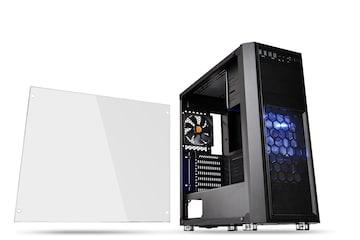 ミドルタワー型PCケース [ブラックモデル]