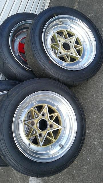 スターシャーク2本 SSR シャコタン セリカ ダルマ < 自動車/バイク