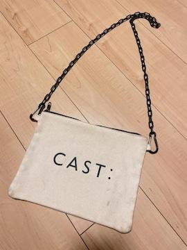 CAST:*ショルダーバッグ