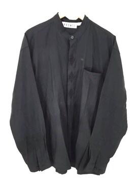 USED古着(ユーズドフルギ)P.R.O.N.T.I スタンドカラーシャツシャツ