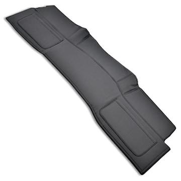 200 ハイエース 1型〜6型 ワイド リア デッキ カバー ポケット