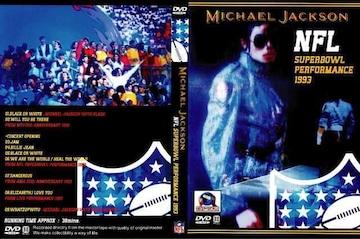 マイケルジャクソン NFL SUPERBOWL 1993