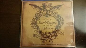 ナイトメア「Star[K]night」会場限定CD/仙台貨物