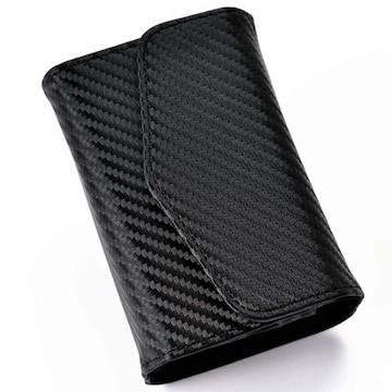 アイコス ケース 新型 2.4 Plus 対応 ブラック