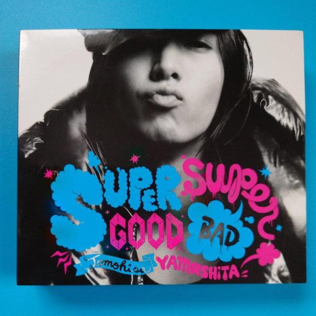 CD+DVD◇山下智久 SUPER GOOD SUPER BAD 初回盤◇中古  < タレントグッズの