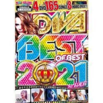 ◆2021最新最速◆4枚組◆DIVA BEST OF BEST 2021 1st HALF ◆