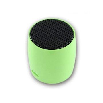 Bluetoothミニスピーカー グリーン/ブラック