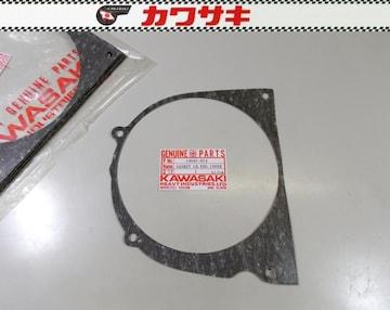 カワサキ F11 F11M 左エンジンカバーガスケット 1枚 絶版新品