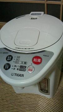 タイガーマイコン電動ポット 容量2.2リットル