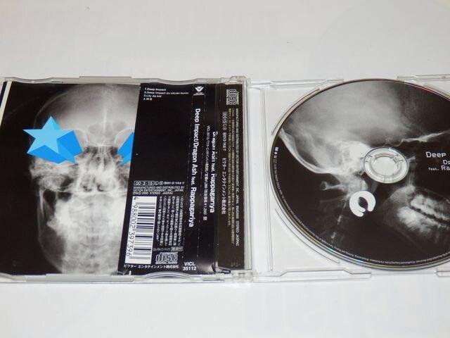 Dragon Ash/Deep Impact [Maxi] < タレントグッズの