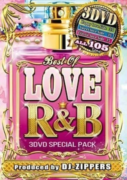 ◆ロマンティックR&B◆3枚組◆BEST OF LOVE R&B◆